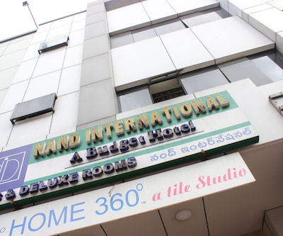 Nand International,Hyderabad